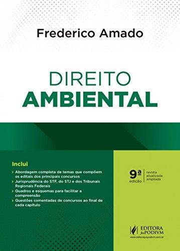 Direito Ambiental: Edição do Direito Ambiental Esquematizado