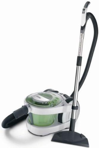 DeLonghi WFF1800PET - Aspirador de agua, 1800 W, control remoto infrarrojos, color blanco/verde: Amazon.es: Hogar