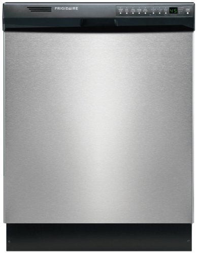 Frigidaire FDB2410HIC: Frigidaire 24″ Built-In Dishwasher