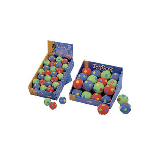 4.6 cm Nobby Latex Ball, 4.6 cm (Pack of 48)