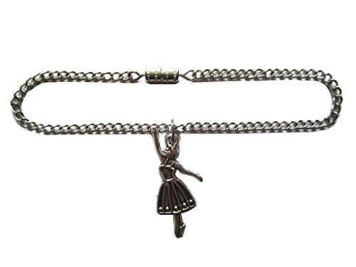 Glamerup: Ballet Ballerina Doll Necklace - Handmade to Fit Most 18 inch Dolls. Great for Dance Recitals