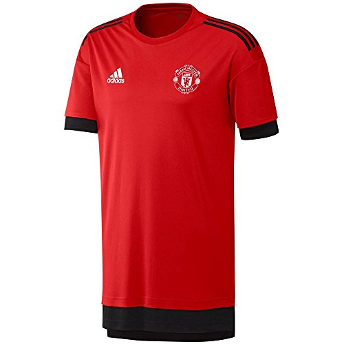 Manchester United UCL Training Jersey 2017/18 (Red)-Medium Adults (Training Ucl)