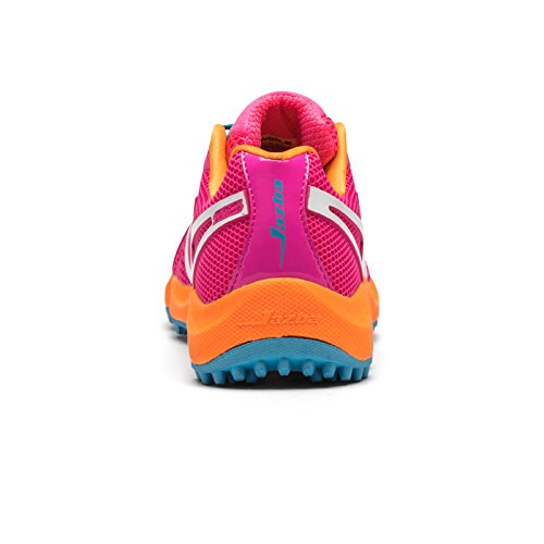Shoes Hockey Jazba Orange Hockey Fushia Fushia Shoes Jazba Jazba Orange Orange Jazba Hockey Shoes Fushia RUAqwxxS7