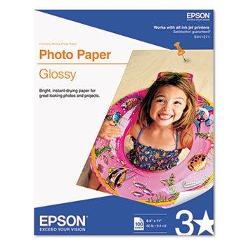 Epson America - Heavy Matte Paper 13x19 -50sht -  S041271