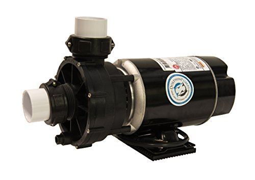 [Dolphin Diamond Aqua Sea 9250 Type 3 Marine/Reef/Abrasive Water Seal External Water Pump] (Aqua Sea Pump)