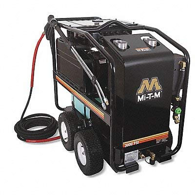 (3000 psi 3.5 gpm Hot Water Electric Pressure Washer Diesel/Kerosene Fired Burner)