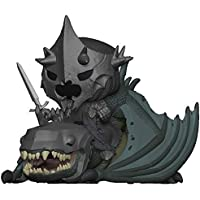 Funko Collectible Figure Pop! Rides, Lord of The Rings, Witch King with Fellbeast