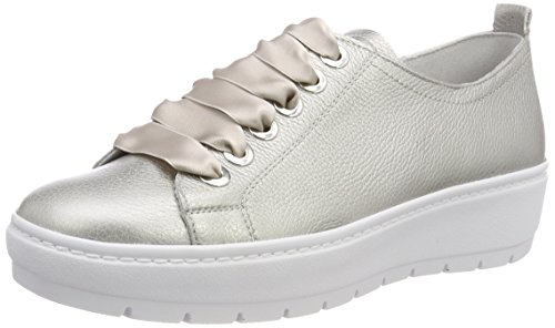 Sneaker Irena Donna Semler Perle Grau P57px