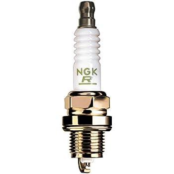 NGK (7022) BPR6HS Standard Spark Plug, Pack of 1