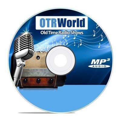 Any Bonds Today OTR Old Time Radio Shows OTRS MP3 CD 6 Episodes pdf epub
