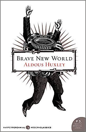 Brave New World: Aldous Huxley: 9780060850524: Amazon.com: Books