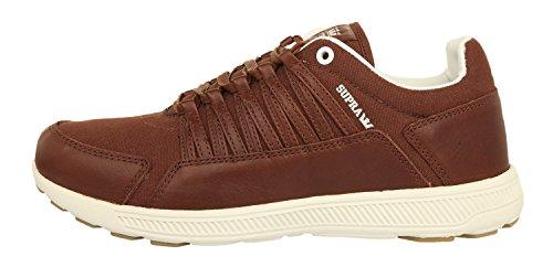 SupraOwen - Zapatillas de Deporte Hombre Marrón - marrón