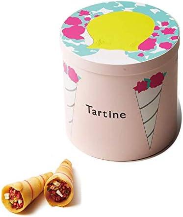 タルティン tartine お菓子 2020 ブーケ 紙丸箱 小 7個入 ショッパー付