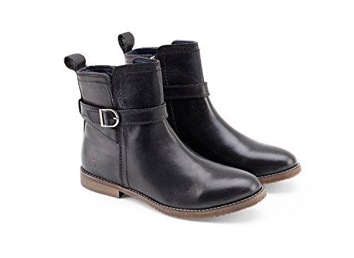 Kate Black Leather Jodhpur Boots-4 hsfIly83d