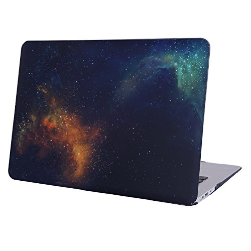 HDE MacBook Galaxy Designer Plastic