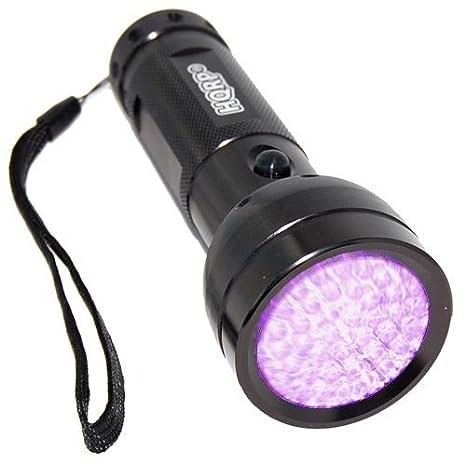 Sperm Semen Blood Urine Detector Portable Blacklight UV Flashlight Black Light