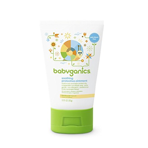 BabyGanics Healin Protective Ointment 3 25 Ounce product image