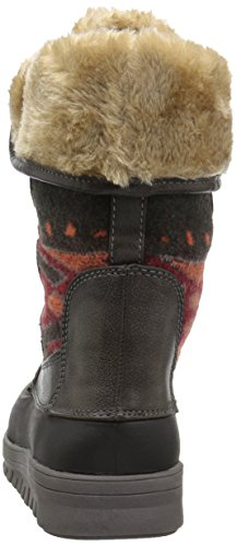 Women's Boot Yaegar Dark Snow Grey BareTraps Bt Id0qaPIw