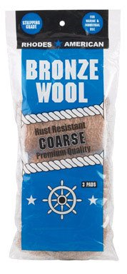 Homax Bronze Steel Wool Coarse by Homax Group