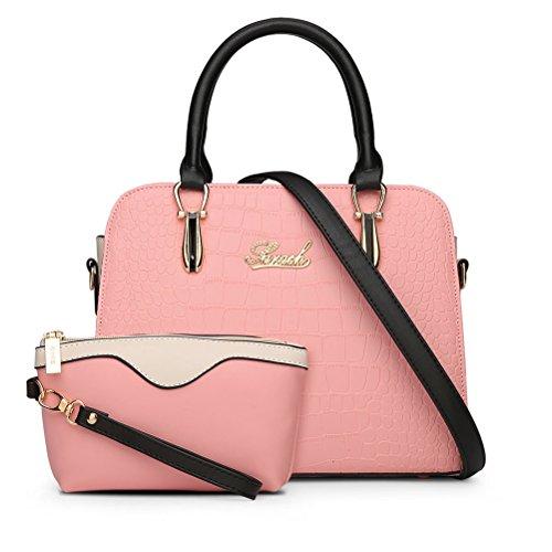 La Nago - bolso mujer rosa