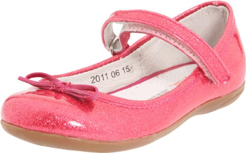 Kid Express Josie Mary Jane (Toddler/Little Kid/Big Kid),Fuchsia Glitter Patent,25 EU (9 M US Toddler) by Kid Express