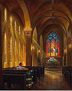 product image for Sanctuary of Peace 1000 pc Jigsaw Puzzle by SUNSOUT INC