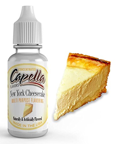 Capella Flavor Drops NY Cheesecake Concentrate 13ml