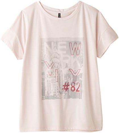 トレーニングウェア ワイドTシャツ DB78152 [レディース]