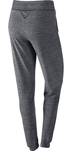 Nike Womens Sportswear Gym Vintage Pantaloni Carbonio Heather / Vela