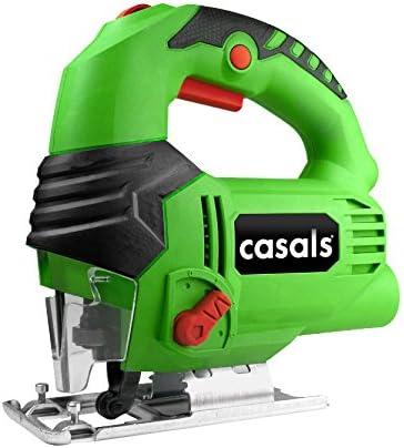 Casals C05111000 Sierra de calar W, 230 V, Negro, Verde, 650 ...