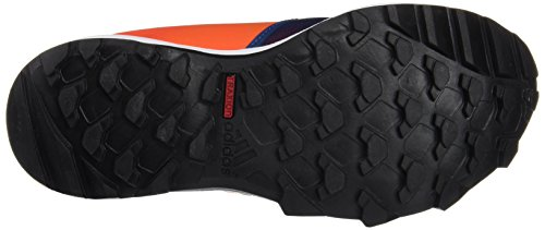 adidas Unisex-Kinder Kanadia 8 K Laufschuhe Mehrfarbig (Azubas/ftwbla/energi)