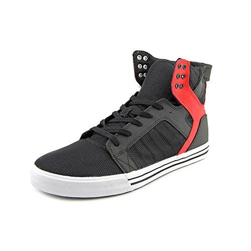 Supra Skytop Mens Textile Skate Shoes