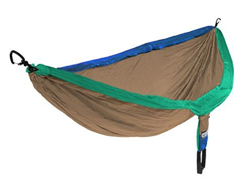 ENO Eagles Nest Outfitters - DoubleNest Hammock, Portable Hammock for Two, ATC Special Edition