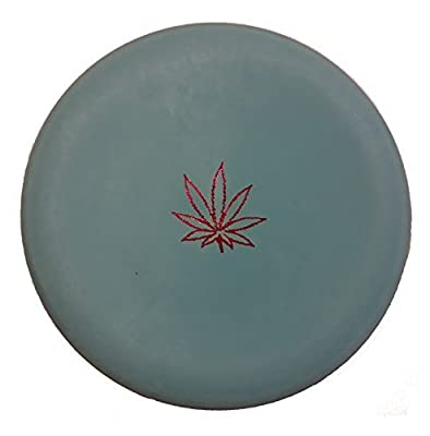 Gateway Leaf Stamp Wizard Disc Golf Putter