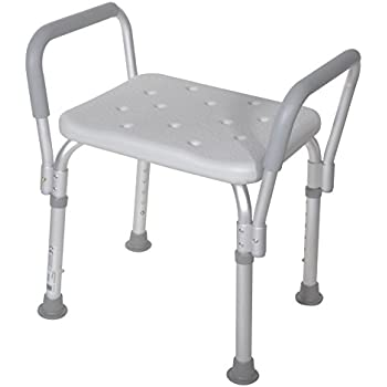 Amazon Com Drive Medical 12440 1 Bath Bench With Padded