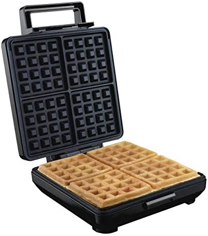 Proctor Silex 26051 Belgian Waffle Maker Black Renewed