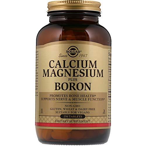 Solgar - Calcium Magnesium Plus Boron, 250 Tablets ()
