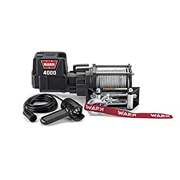 Warn 94000 Winch 4000 DC Electric 12 V 4000 lbs.
