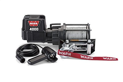 Warn (94000) 4000 DC Utility Winch by Warn