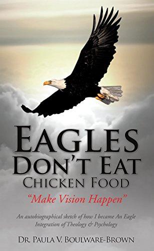 Eagles Dont Eat Chicken Food Make Vision Happen Kindle Edition