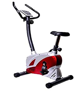 Marshal Fitness Full Body Fitness Magnetic Exercise Bike with Six function display , BXZ-125B