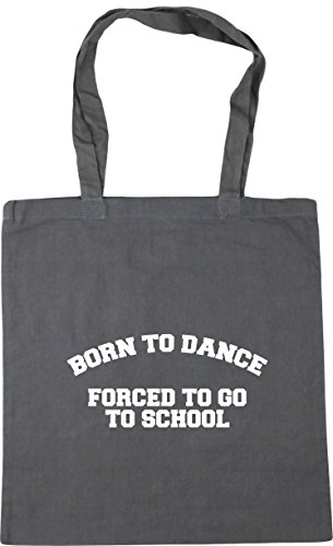 Beach to HippoWarehouse to x38cm 10 Born Bag to 42cm Tote school litres dance forced Graphite go Grey Shopping Gym PRfF4wWqPr