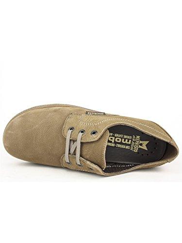 de Chaussures Taupe à Mephisto lacets ville homme pour q5dOxvOw
