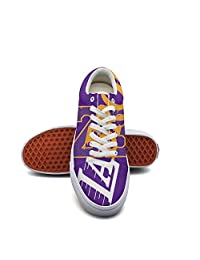 Ladies Sneakers for Women Labron King Print Comfortable Mesh Running Shoes