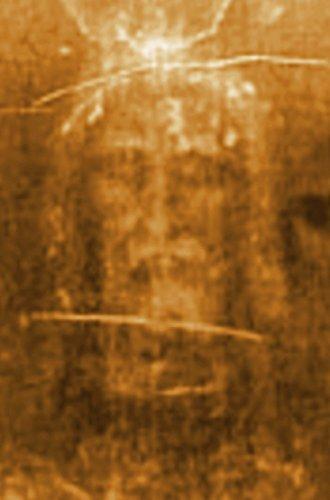 Shroud of Turin Face of Jesus – Manto de Turin Cara