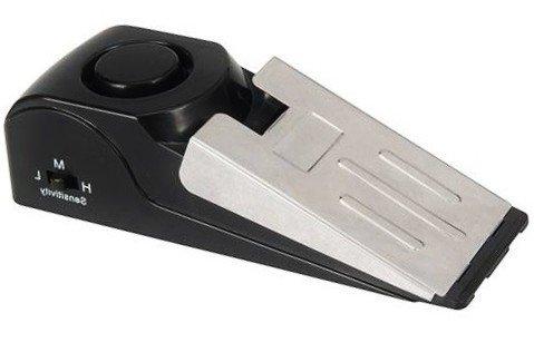 Elektronischer Alarm Türstopper Alarmanlage Tür Stopper Türsicherung Sirene