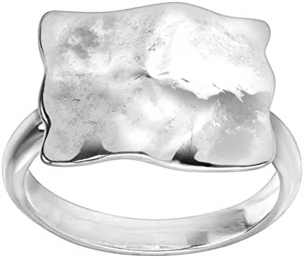 Silpada 'Square Root' Sterling Silver Ring