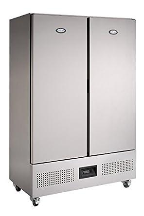 Foster fsl800l (11/106) bajo Montado vertical congelador, 800 L ...