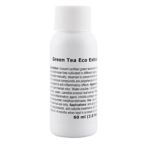 Green Tea Eco Extract, Organic - 2.0floz / 60ml