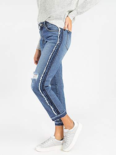 GHIACCIO amp;LIMONE Femme Jeans Femme Denim amp;LIMONE Denim GHIACCIO Femme Denim Jeans Jeans amp;LIMONE GHIACCIO r8rgva